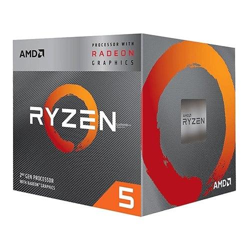 amd ryzen 5 3400g processor 1