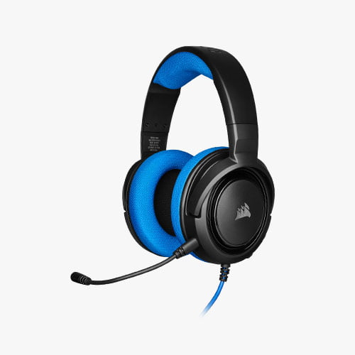 corsair Blue hs35 gaming headset specification 2