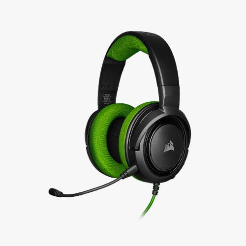 corsair Green hs35 gaming headset price in B 4