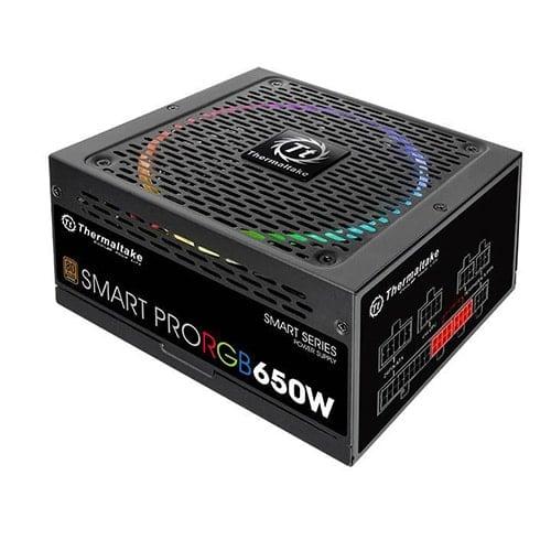 Thermaltake SMART PRO RGB 650W Power supply 500x500 1 1