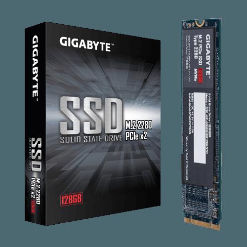 GIGABYTE M2 PCIe SSD 128GB 1