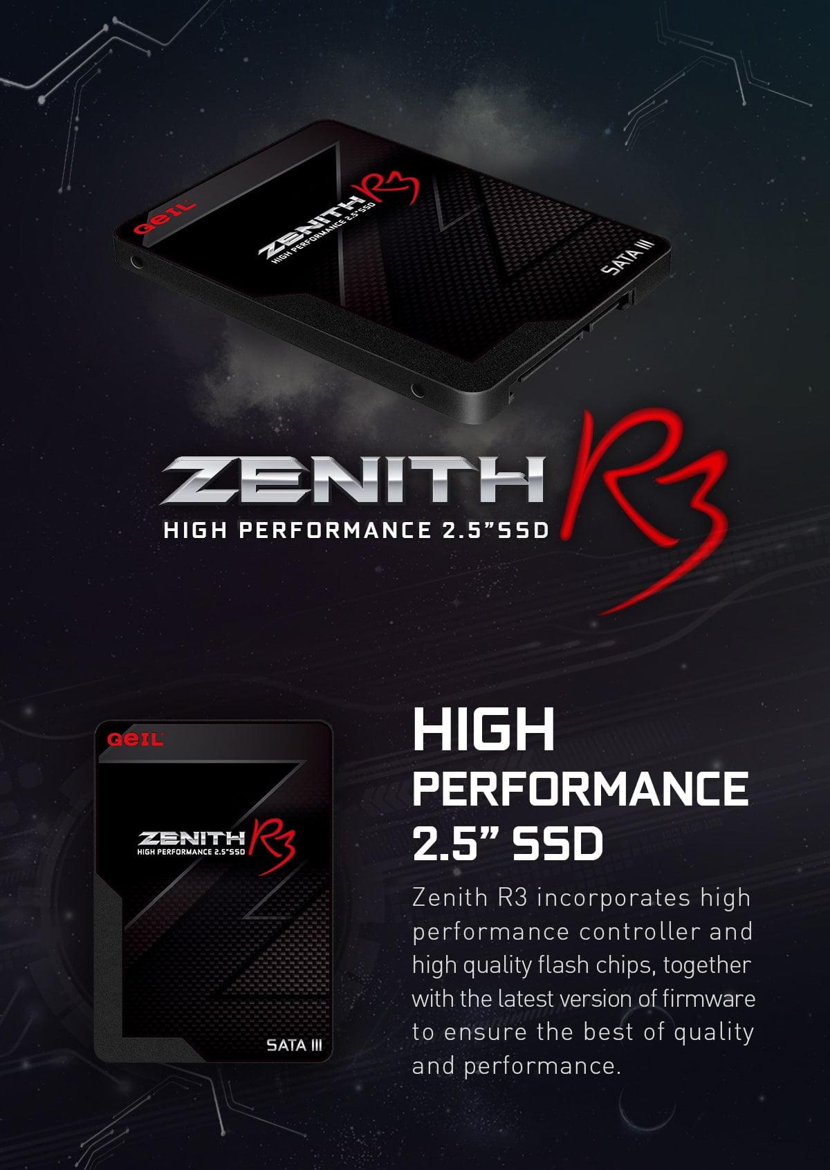 Geil Zenith R3 128GB SSD min 2