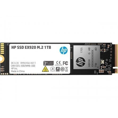 HP EX920 M 2 1TB PCIe NVMe SSD Solid State Drive 1