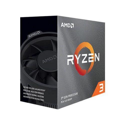 Ryzen 3 3300X Desktop Processor