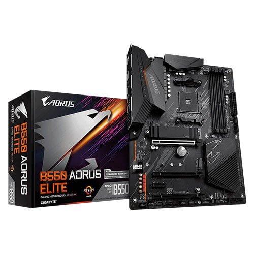 gigabyte b550 aorus elite motherboard 1