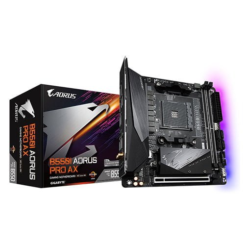 gigabyte b550 aorus pro ax motherboard price bd 1