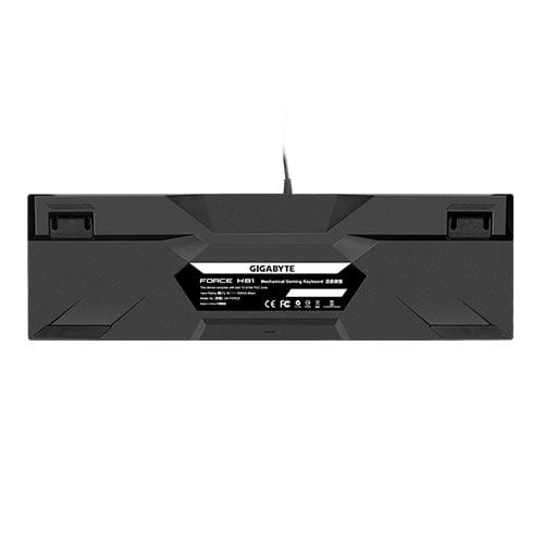 gigabyte force k81 mechanical gaming keyboard price 2
