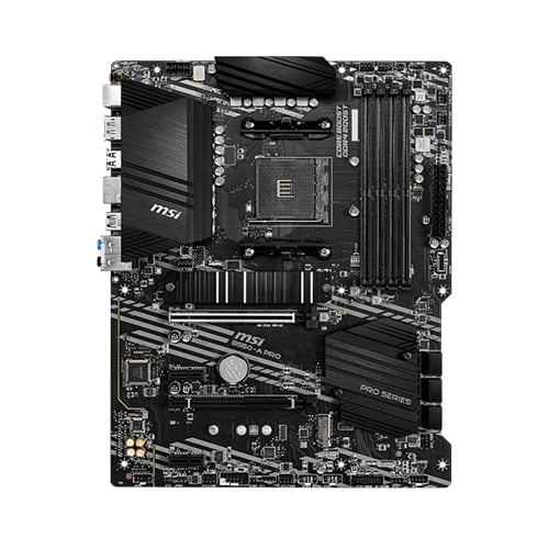 msi b550 pro amd am4 motherboard review 3