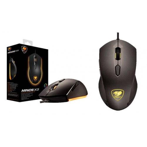 Cougar Minos X3 Optical Gaming Mouse 1