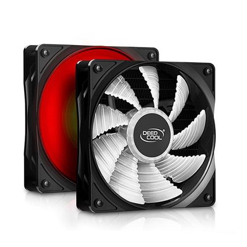 deep cool GAMMAXX L120T RED 3 min 500x500 1 3