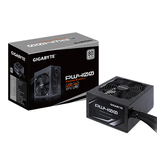 gigabyte PW400 400w power supply 1