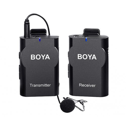 boya BY WM4 wireless microphone price in bd 1