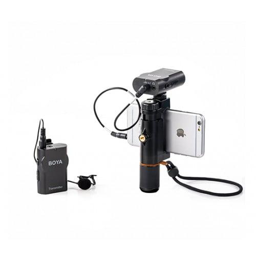 boya BY WM4 wireless microphone specification 4