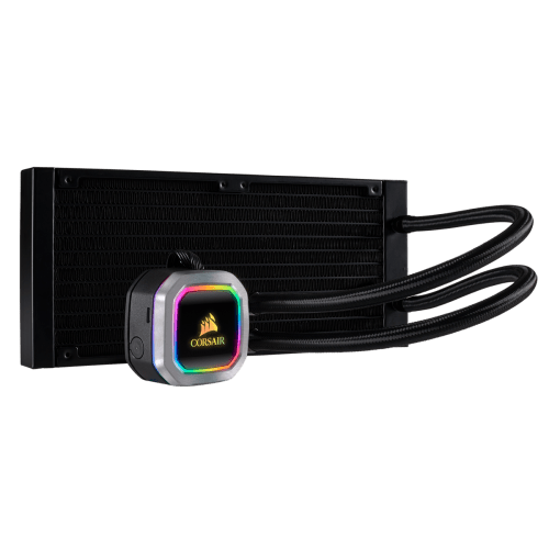 corsair H100i RGB PLATINUM 1 2