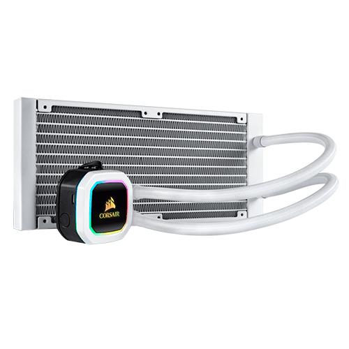 corsair h100i rgb platinum se aio liquid cpu cooler specifications 2