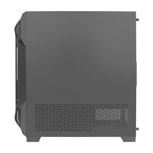 antec df600 flux gaming casing 3 4