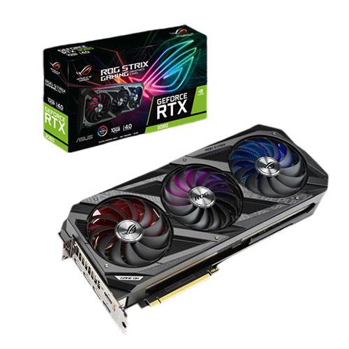 asus rog strix rtx 3080 graphics card 1