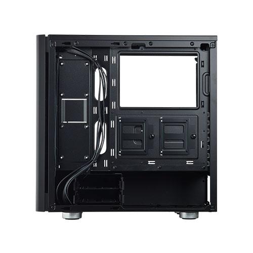 corsair carbide 275r black gaming case review 3
