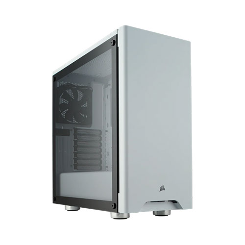 corsair carbide 275r gaming case white 1