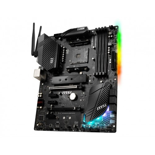 msi b450 gaming pro carbon max wifi motherboard review 2