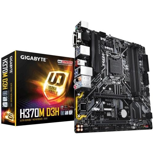 Gigabyte H370 D3H-motherboard