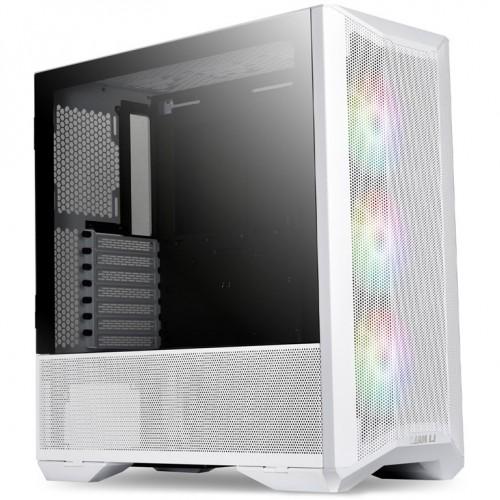 lian li lancool ii mesh rgb white case 1