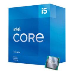 Intel Core i5-11400F Processor