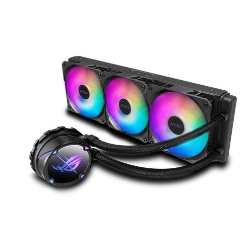 ASUS ROG STRIX LC II 360 CPU Cooler
