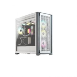 Corsair 5000D Airflow White Case