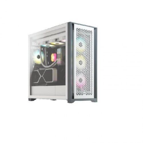Corsair 5000D Airflow White Case