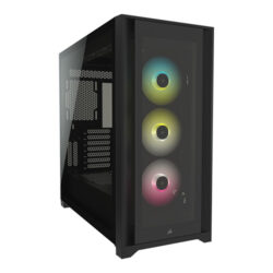 Corsair iCUE 5000X Smart Black Case