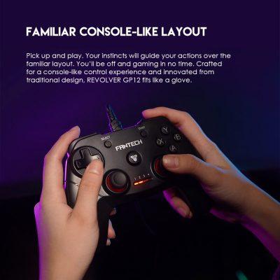 FANTECH Revolver GP12 Gamepad