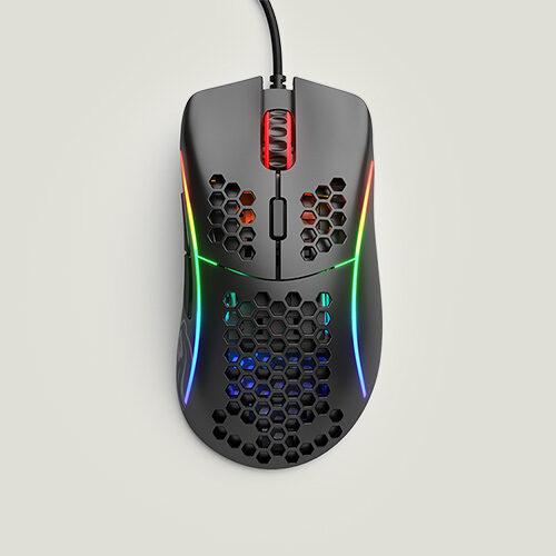 Glorious Model D black Mouse