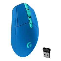 Logitech G304 blue mouse