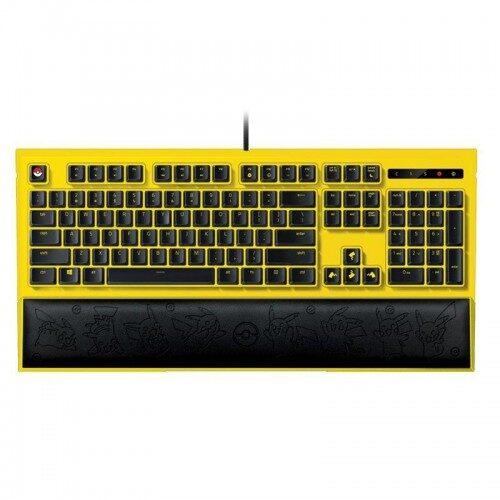 Razer Ornata Expert Pikachu Keyboard